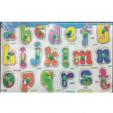 Buy Wooden Alphabet Letters - Kids Learning Toys At Stationeryx.pk