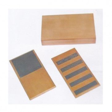 Montessori Touch Boards - Touch Boards - Montessori At Stationeryx.pk