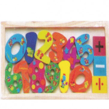 Buy Large Wooden Numbers - Wood Number Online | Stationeryx.pk