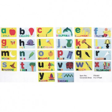 ABC Plates Small & Picture