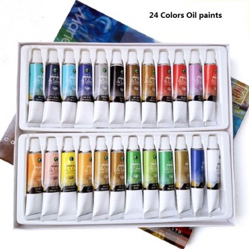 Marie's Oil Color - Pack of 24