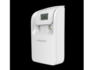 PERFUME DISPENSER – DUAL FRAGRANCE CONTROL WITH LED DISPLAY