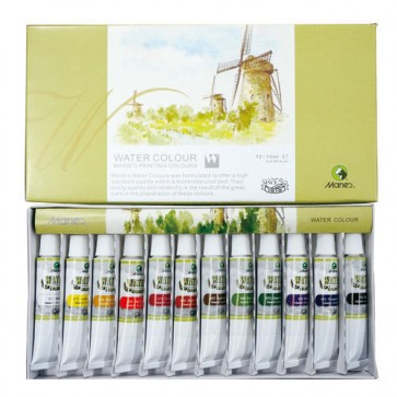 Marie's Water Color - Pack of 12