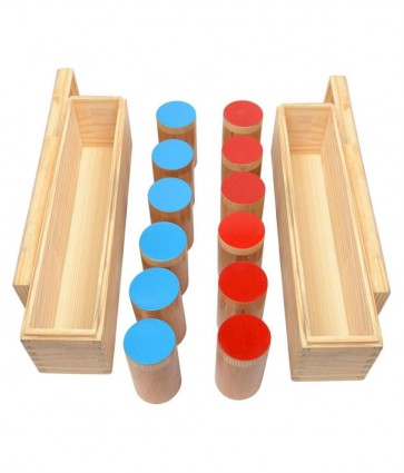 Sound Box Montessori - Montessori Materials At Stationeryx.pk