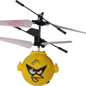 Hand Induction Angry Birds Helicopter
