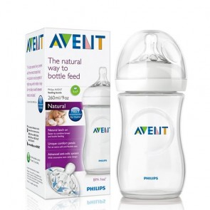 Avent Natural 260 ml/9oz