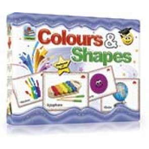 Color & Shapes Flash Cards (2414)