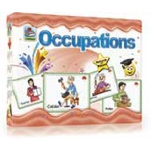 Occupations Flashcards - Flashcards For Kids - Kids Flash Cards