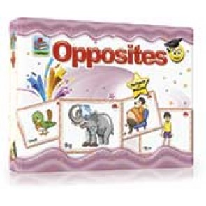Opposites Flashcards - Flashcards For Kids - Kids Flash Cards