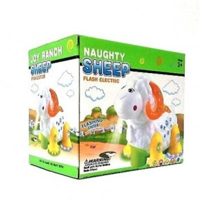 Naughty sheep flash electric- Electric Toys - Kids Toys At StationeryX