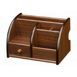 Attractive Wooden Pen stand 8001
