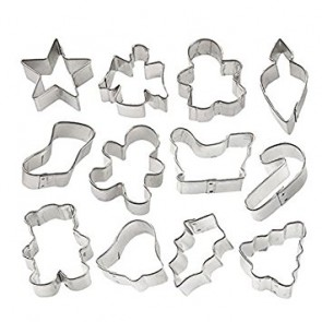 Clay & Cookie Cutter Set
