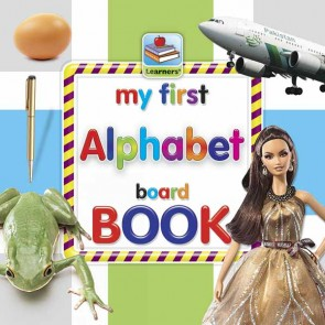 My First Board Book Of Alphabet For Kids - 2071