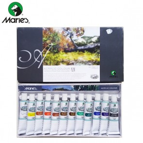 Marie's Acrylic Color - Pack of 12