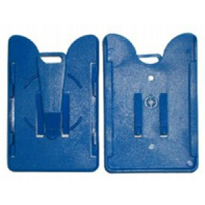 2 in 1  ID Card Case (Vertically or Horizontally Adjustable)