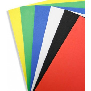 Foaming Sheet A4 Size (Pack of 10 Sheets) Mix Color Glitter/Sticky