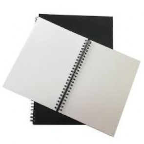 Drawing Sketch Book A4-50 Pages- 130 gram