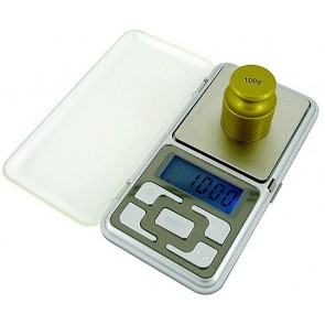 Electronic Pocket Scale Mh Series 0.1Mg To 500Gm