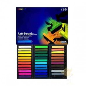 Mungyo Soft Pastels - Pack of 36- Full Sticks