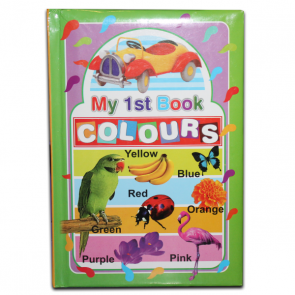 Best Colours Learning Books For Kids - My 1st Book