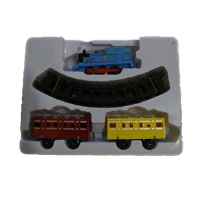 Electric Toy Train - Train Track For Toddlers At Stationeryx.pk
