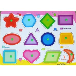 Learning Plates Shapes - Plates Shapes toys-Any Design