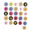 Alphabets Large (Circle) ABC