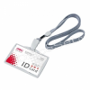 Deli Name Badge (plastic) (OPP Bag) (E5744)