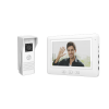 White Plastic RL-C07L Video Door Phone for Home