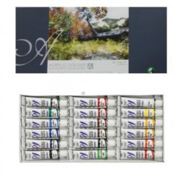 Marie's Acrylic Color - Pack of 18