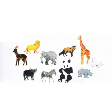 Animals Foaming Sheet