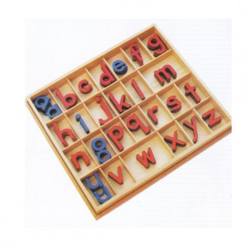 Moveable Alphabets - Montessori Alphabet - Montessori Material