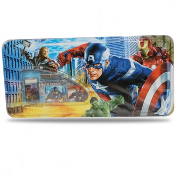 avengers tin geomatric box