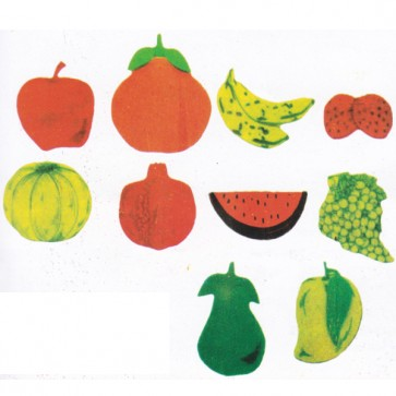 Fruits Foaming Sheet