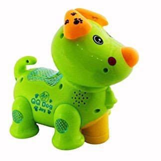QQ Joy Dog - Dog Toys - Flash Electric Toys At StationeryX