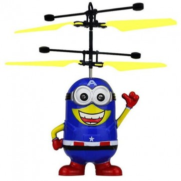 Helicopter Minion - Flying Minion  Control Helicopter