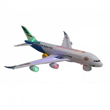Air Bus Flash Electric - Airplane Toys - Flying Toy Airplane At Stationeryx
