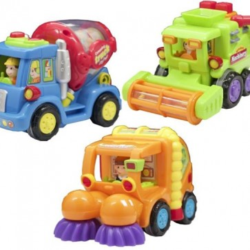 Cartoon Car Toys - Kids Cars - Children Car At Stationeryx.pk