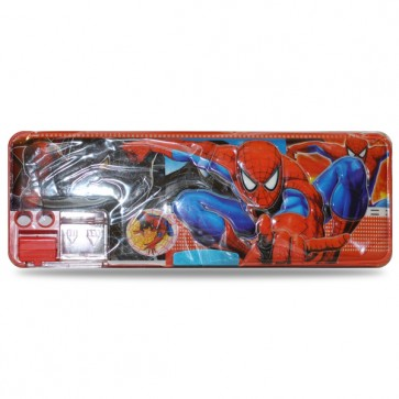 spider-man magnetic geomatric box
