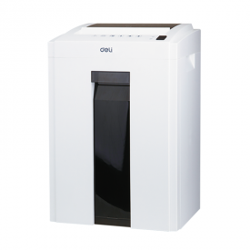Deli Paper Shredder 8-sheet 4×25mm 16L  9951