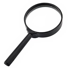 Magnifier Glass 6X75mm
