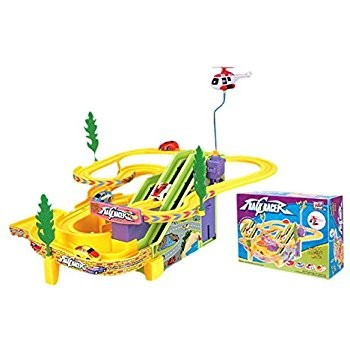 Toy Race Car Track Sets - Toy Car Track Sets At Stationeryx.pk