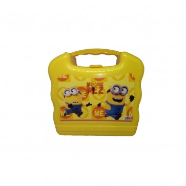 Minions 3 in 1 School Box - Lunch Box For Kids Online At Stationeryx