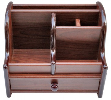 Attractive Wooden Pen stand 8013