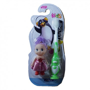 Toothbrush and Doll