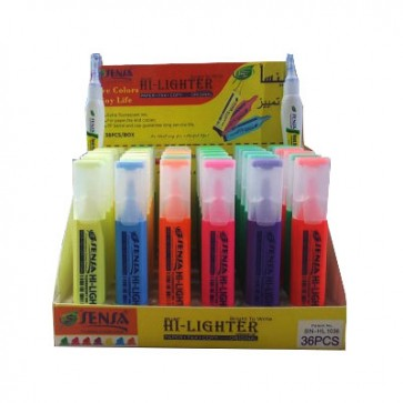 Sensa Hi-Lighter (36 pcs Box)