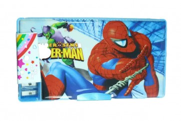Spider-Man Geometry Box  (KM-5195)