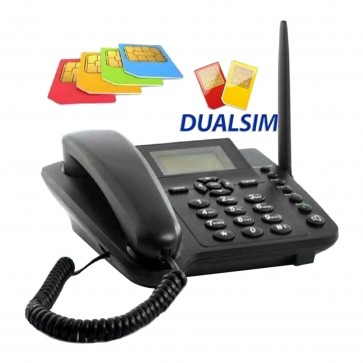 TDK GSM Telephone Dual SIM KT900+ PTA Approved