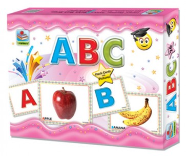 ABC Flash Cards  (2406)