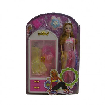 Barbie Pretty Doll - Pretty Doll For Girls Online Pakistan At Stationeryx